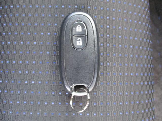 イモビライザー機能付スマートキー! 盗難から車を守ります!