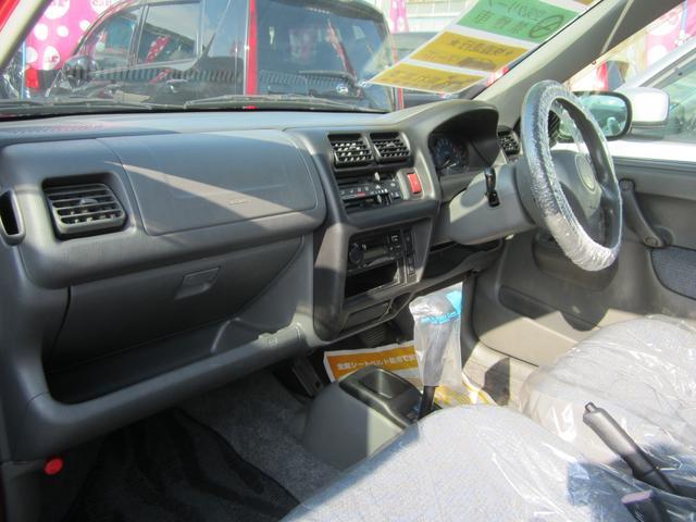 室内空間は中古車にありがちな嫌な匂いはしません♪