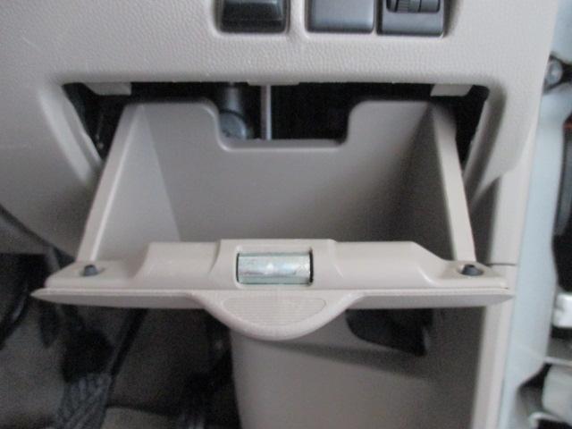 運転席側の収納ポケット