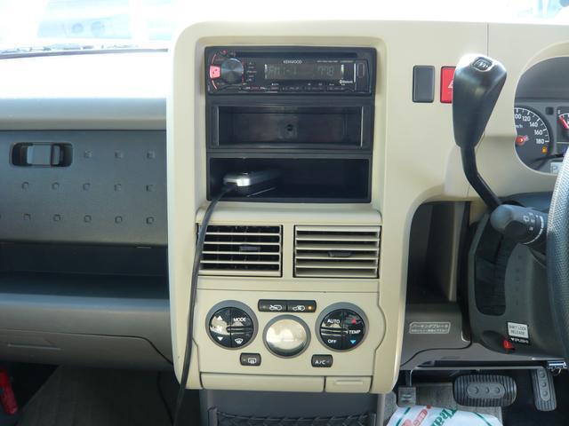Bluetooth対応CDステレオにてスマホ音楽も楽々聞くことができます!!運転席エアバック&助手席エアバック&ABSも標準装備!!