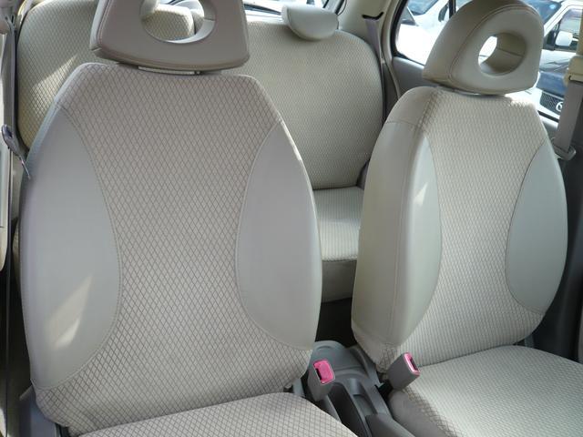 フロントシート1☆うすいアイボリーのストライプで爽やかな感じです!!