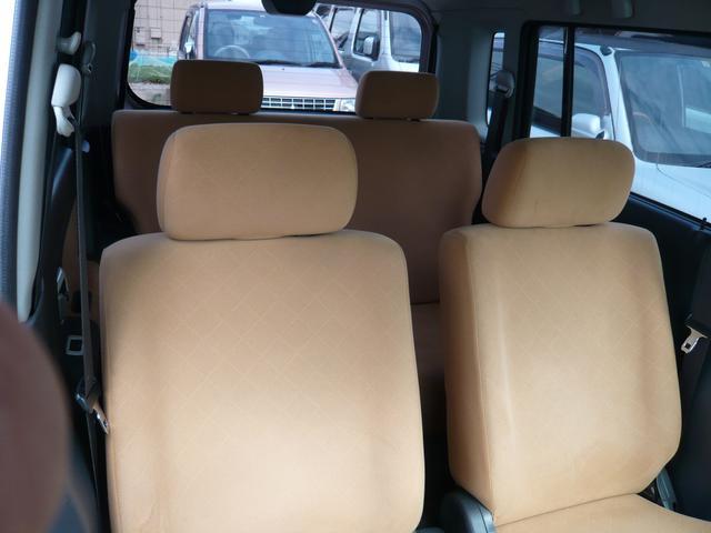 フロントシート☆オレンジのモケットタイプのシートになります!