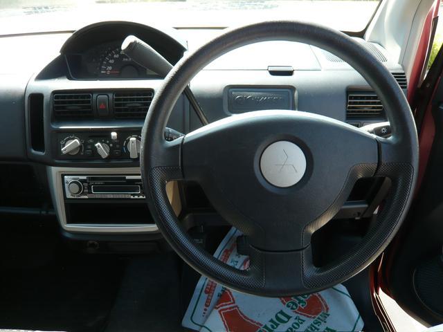 運転席エアバック&助手席エアバックで安全装備バッチリ!センターメーターにて運転も楽々!!