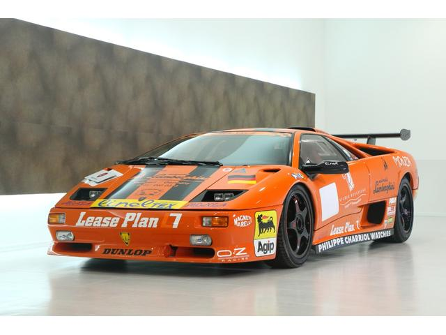Lamborghini Diablo 2000 Special Color 20 000 Km Details