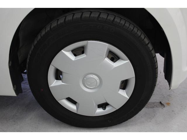 タイヤも溝も有ります(画像は右前です)