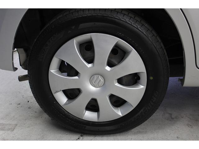 タイヤも溝も有ります(画像は右後です)