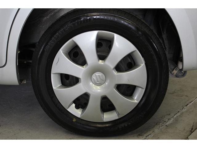 タイヤも溝も有ります(画像は左後です)