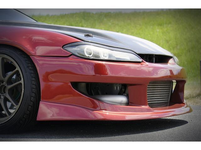 K's S15フェイス LSD 全塗装 追加メーター 車高調(5枚目)