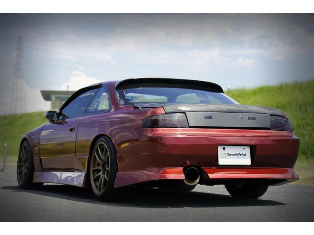 K's S15フェイス LSD 全塗装 追加メーター 車高調(6枚目)