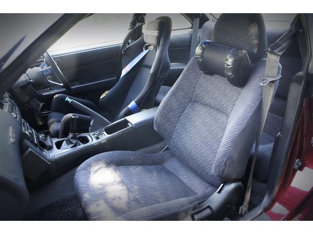 K's S15フェイス LSD 全塗装 追加メーター 車高調(16枚目)