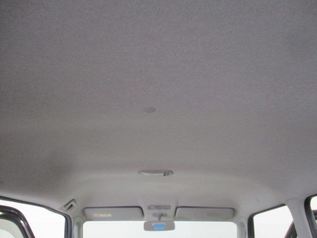 天井もきれいです。