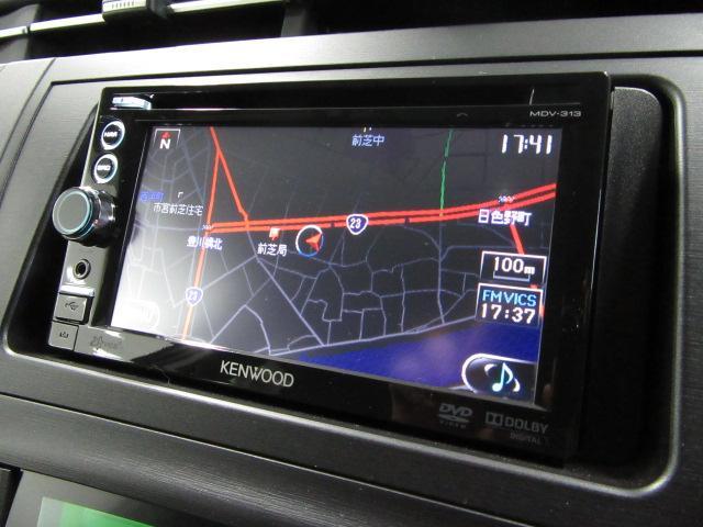 ☆ドライブには欠かせない必須アイテム、メモリーナビゲーション装着車!【タッチパネルで簡単操作が実現!もちろん、最新の地図情報へのバージョンアップも承ります!】☆