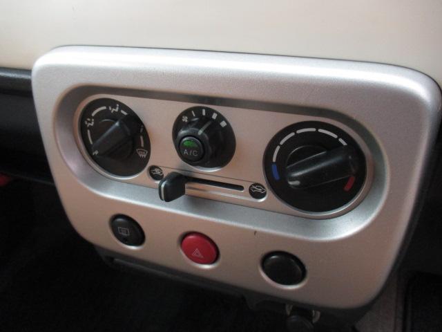 エアコン付でいつでも、快適ドライブができます!