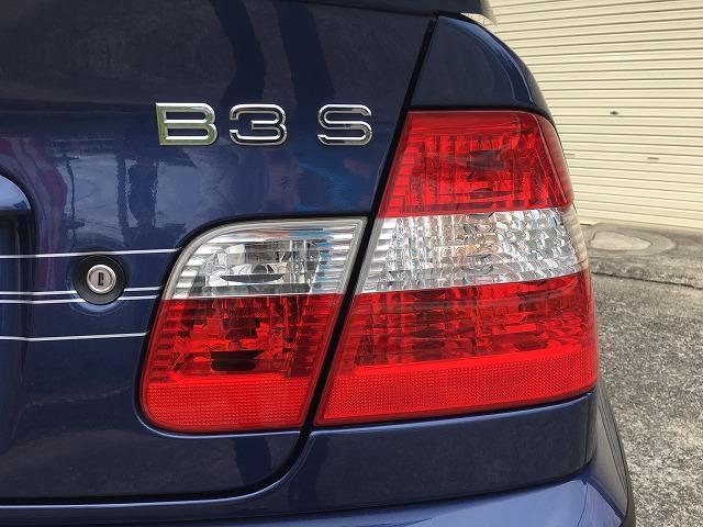 後期モデル B3S