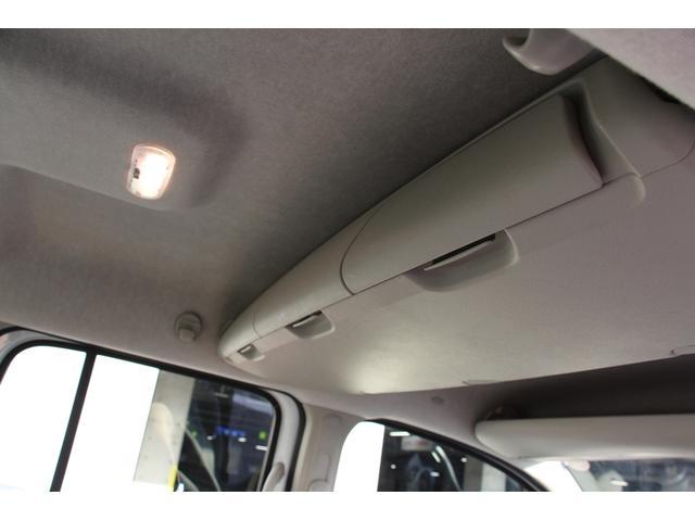 天井部分にも収納スペースがあり便利です