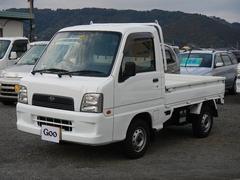 サンバートラックTC スーパーチャージャー 4WD