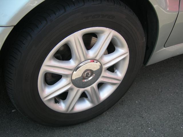 純正アルミ!タイヤの溝もまだまだあります!お問い合わせ先:向宿店 053−463−4411