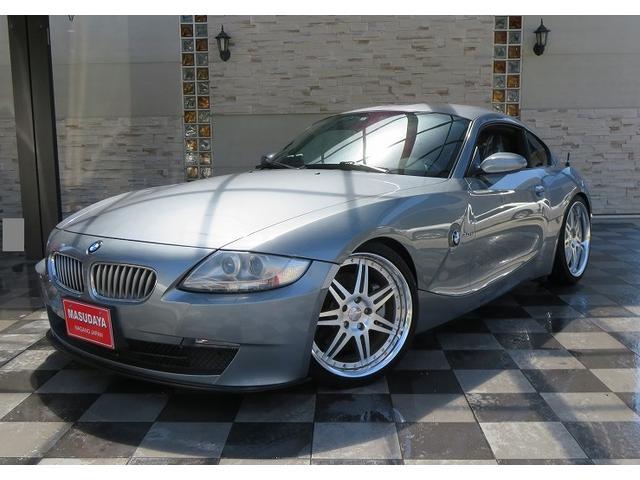 BMW Z4 クーペ 3.0 左ハンドル (検29.9)