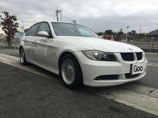 BMW 3シリーズ 320i 純正16AW オートエアコン CD ...