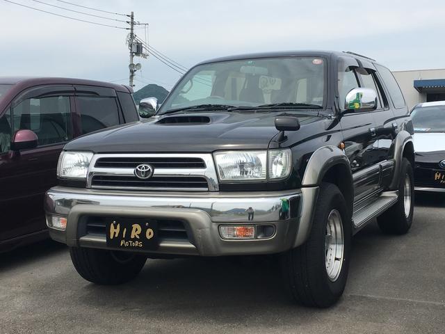 トヨタ SSR-X Vセレクション 4WD