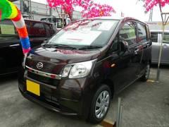 沖縄の中古車 ダイハツ ムーヴ 車両価格 109万円 リ済別 平成26年 5K Mブラウン