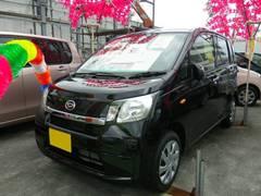 沖縄の中古車 ダイハツ ムーヴ 車両価格 107万円 リ済別 平成26年 5K ブラック
