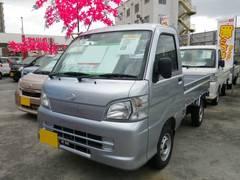 沖縄の中古車 ダイハツ ハイゼットトラック 車両価格 79万円 リ済別 平成26年 5K ホワイト