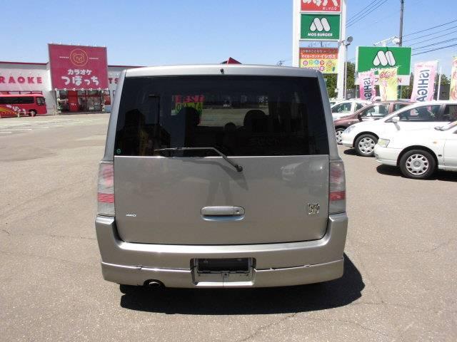 当店では全車に保証を付けています。このクルマに関しては、3ヵ月または3000キロの保証が付きます。