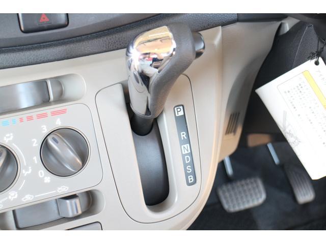 省スペースで運転楽々のインパネオートマチック☆初めてのお車をお探しの方にもオススメの1台です☆