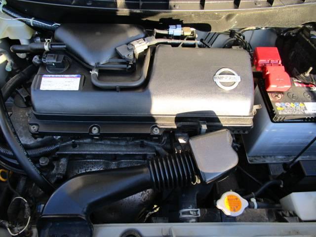 1.3L水冷直列4気筒DOHCエンジン!タイミングチェーン使用です!