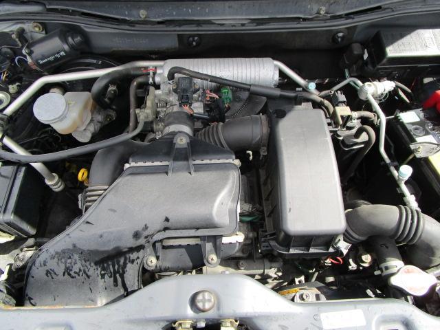 水冷直列3気筒DOHC12バルブICターボエンジン!タイミングチェーン使用です!