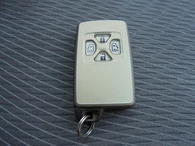 スマートキーを装備。