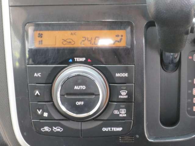 室内温度を設定すると自動で調整するフルオートエアコン