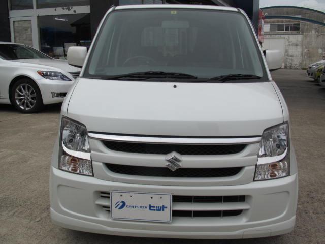 ワゴンR FX−Sリマテッド 4WD入庫しました。