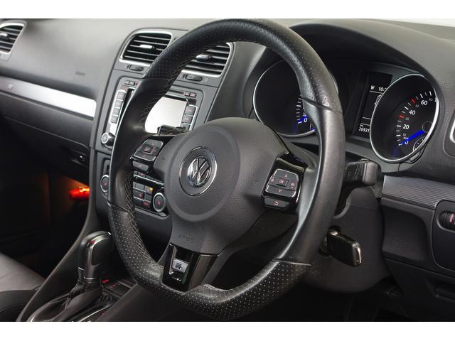 フォルクスワーゲン VW ゴルフ R バックカメラ ETC HID 純正アルミ