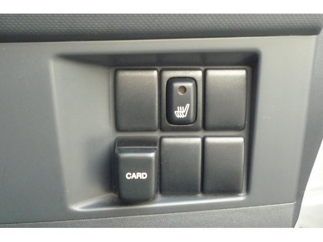 フロント周りには収納スペースも充実しているので車内もスッキリと整頓できますね♪