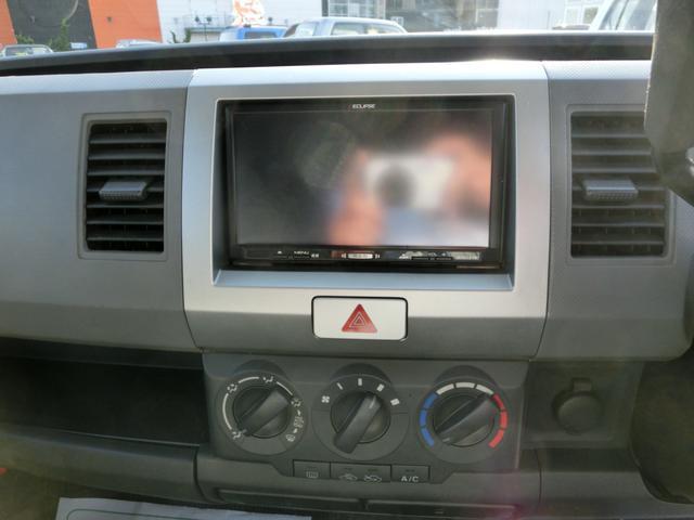 メモリーナビ付きです!ワンセグTVも視聴可能ですよ♪