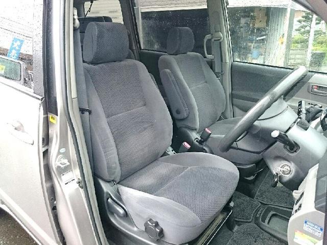 乗り心地の良いシートは長距離運転にも安心です♪