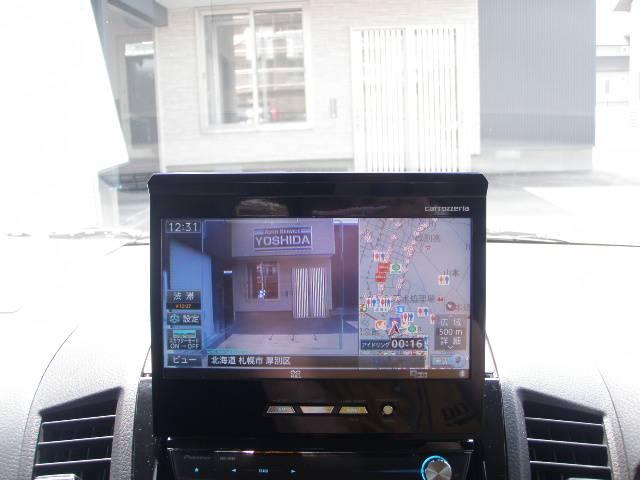 4チューナー・4アンテナの4X4フルセグです!!安物とは違い受信レベルが全く違います!地デジん&DVDビデオ走行中OK!保証書・取扱書等、全てあります!バック連動バックモニター付きでバックも安心です♪