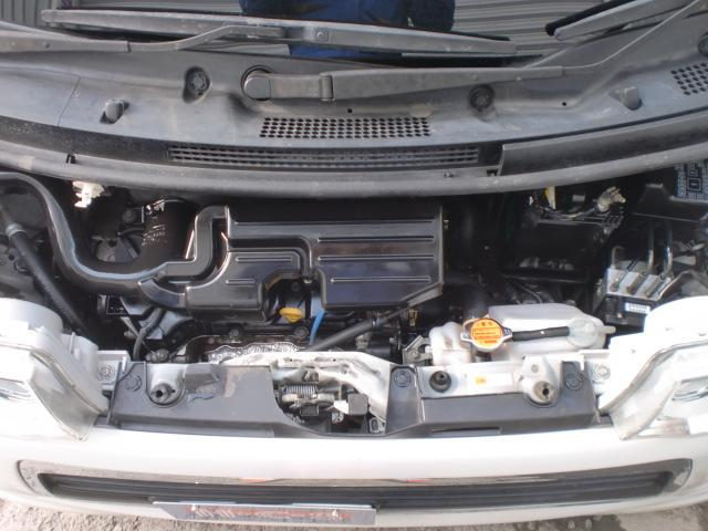 エンジンのメンテナンスも良いです!