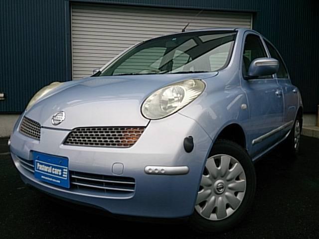 低燃費で人気のコンパクトカー 日産「マーチ 14e−four」入庫となっております!!