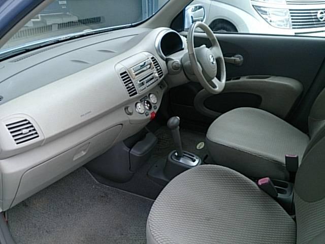 もしもの時も安心なデュアルエアバッグ装備車です!!