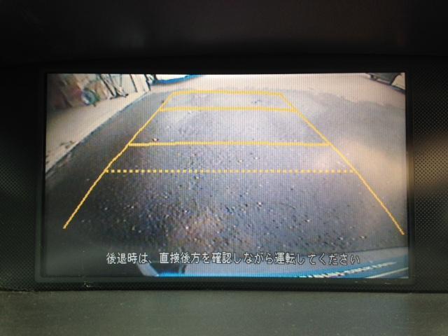 駐停車時に大活躍するバックカメラも装備されていますッ!