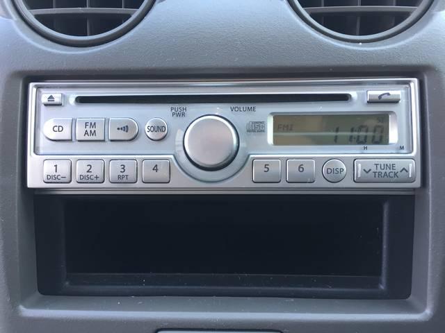 CDコンポ装備で楽しいドライブ!