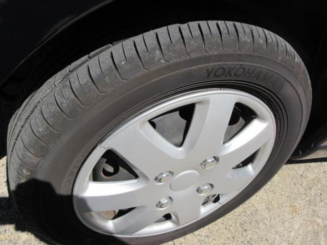 タップリ溝有、国産タイヤです