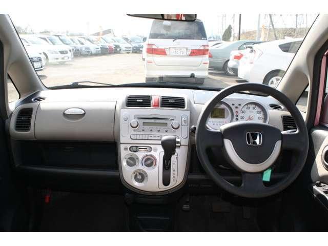 純正CDコンポ付♪☆社外ナビ・パーツの取り付け可能☆お好みのオーディオへの変更など、お車のカスタマイズも是非ご相談ください。