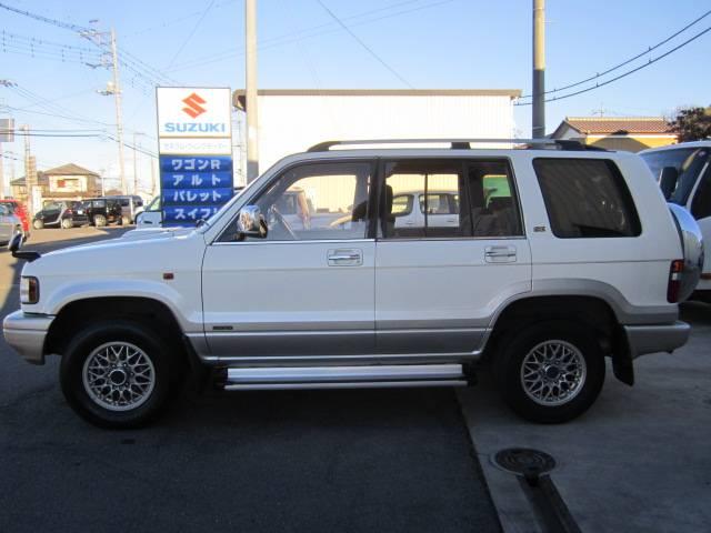 いすゞ いすゞ ビッグホーン カスタム : car.biglobe.ne.jp
