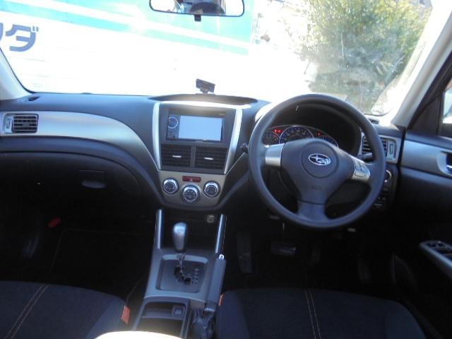 スバル フォレスター 2.0 XS 4WD CDオーディオ ETC