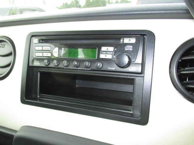 ドライブに音楽は欠かせませんね♪いい音かけて、快適空間を演出して下さい。