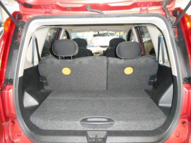 荷室スペースも広々、奥行き・高さ・幅にゆとり有り、日常からレジャー用荷物も積み込み放題!!